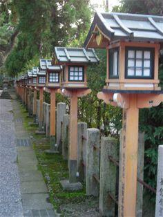 Light the way - Japan