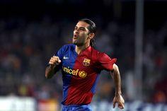 Rafa Márquez pudo jugar con los 'Galácticos'