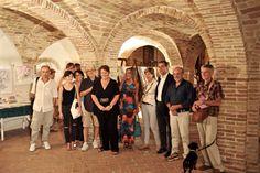 Con Pietro COLONNELLA la moglie Giuliana e gli altri amici