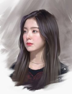 Irene Red Velvet and Nancy Momoland, Tanakit Boukom Kpop Drawings, Girly Drawings, Anime Drawings Sketches, Colorful Drawings, Pretty Girl Images, Lovely Girl Image, Peek A Boo, Cute Couple Drawings, Pretty Anime Girl
