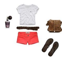 hollister summer outfit