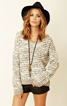 Free People Sail To The Moon Pullover // #planetbluefall