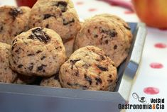 Bien Tasty, Sin Gluten, Sweet Recipes, Sugar Free, Muffin, Snacks, Cookies, Eat, Breakfast
