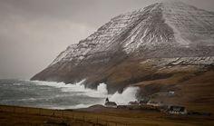 Viðareiði, Faroe islands