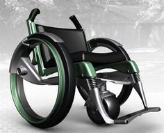 Outdoor Accessible wheelchair gains strength with carbon fiber body. Technology should be able to breath new life into medical devices to help people live their lives. Wheelchair Accessories, Adaptive Equipment, Medical Design, Healthcare Design, Mobility Aids, Assistive Technology, Disability, Carbon Fiber, Mobiles