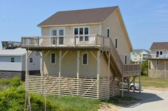 South Nags Head Vacation Rental: Solitude SH-2 |  Outer Banks Rentals