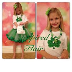 Custom Made St Patrick's Day Four Leaf Clover by InspiredFlair, $80.00
