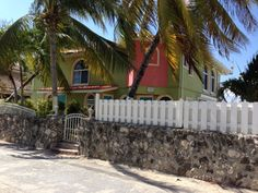 New fence at Serenity Now.  We are constantly updating and improving our properties to ensure our guests have a truly exceptional experience.  #LuxuryInCayman #FamilyLuxury