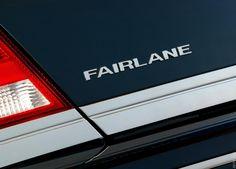 2005 Ford BA Fairlane Ghia MkII