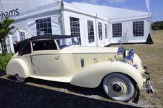 1935 Rolls-Royce Phantom II Windovers