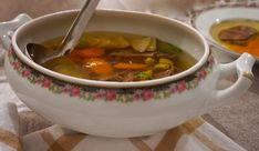 Hovězí vývar - Kuchařka pro dceru Chili, Soup, Chile, Soups, Chilis