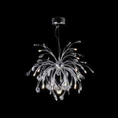 The 5th page, Fashion Style Chandeliers, Close to Ceiling Lights, Contemporary/Modern Crystal Lights - Beautifulhalo.com