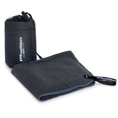 Fox Outfitters MicroSoft Towel  Ultra Compact Soft Dry Microfiber Camping  Travel Towel with Hang Loop Snap Lightweight  Great for Backpacking Hiking Sports Grey  Extra Large * Read more reviews of the product by visiting the link on the image.