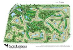 Community Maps - Eagle Landing at Oakleaf Plantation