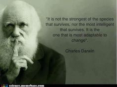 Charles Darwin Quotes & Sayings Now Quotes, Great Quotes, Quotes To Live By, Motivational Quotes, Inspirational Quotes, Brainy Quotes, Smart Quotes, Funny Quotes, Funny Memes