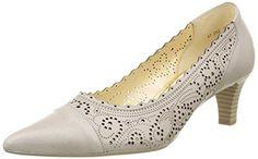 Gabor Shoes 41.252 Damen Pumps, Beige (53 puder), 35.5 EU - http://on-line-kaufen.de/gabor/35-5-eu-gabor-damen-pumps-3