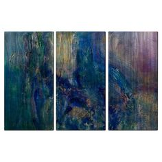 Add a gallery-worthy touch to your home with this captivating metal wall decor, showcasing an artful abstract motif.   Product: ...