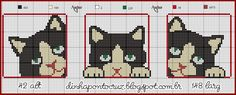 Cross Stitch *<3* Cats