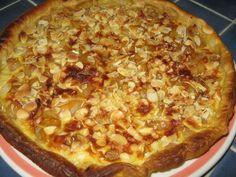 Tarte aux pommes caramélisée a la normande(pas r�gime)