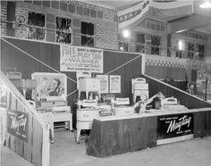 Maytag exhibit, North Carolina State Fair, 1940 ^cs