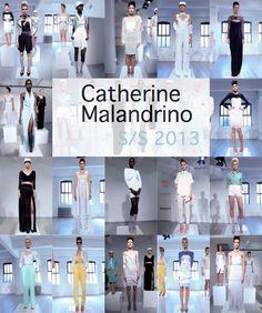 Catherine Malandrino SS 2013 runway