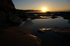 www.mast.nl beach Olhos de Agua fotografiecursusweek Portugal dawn morning