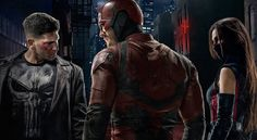 Las series del Universo de Marvel de Netflix
