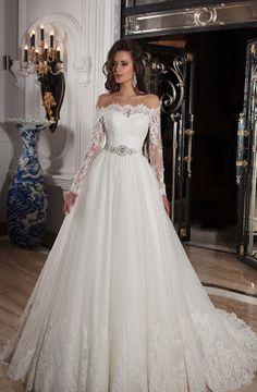 Vestidos de novia ¡Ideas de modelos fabulosos! | 101 Vestidos de Moda | 2017 - 2018