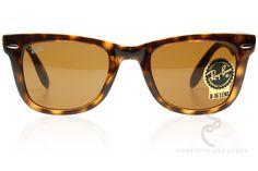 Ray-Ban Sunglasses Folding Wayfarer RB4105