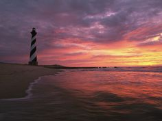 Cape Hatteras Lighthouse - Outer Banks, NC