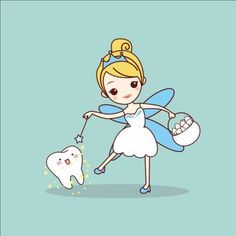 Does your child believe in the Tooth Fairy? How much does the Tooth Fairy leave behind in exchange for a tooth?