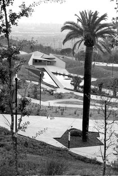 OAB – Ferrater & Asociados, Josep Lluís Canosa I Magret, Isabel Figueras, Aleix Bagué · Jardín Botánico de Barcelona