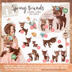 MishMish - Spring Friends
