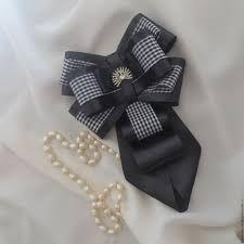 Resultado de imagen para галстук канзаши