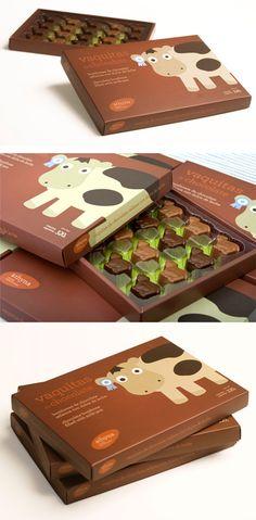 Vaquitas de Chocolate