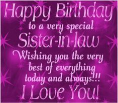 Funny happy birthday sister quotes beautiful 44 Ideas for 2019 Happy Birthday Sister Inlaw, Sister Birthday Quotes, Happy Birthday Fun, Funny Birthday, Birthday Gifs, Birthday Bash, Beautiful Birthday Wishes, Birthday Wishes And Images, Birthday Wishes Quotes