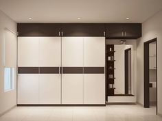 the newest bedroom furniture design catalog with modern bedroom cupboard design ideas and wooden wardrobe interior designs 2019 Wardrobe Interior Design, Wardrobe Design Bedroom, Bedroom Cupboard Designs, Bedroom Bed Design, Bedroom Cupboards, Bedroom Furniture Design, Bedroom Decor, Bedroom Apartment, Bedroom Interiors