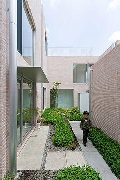 Kazuyo Sejima seijo apartments . tokyo