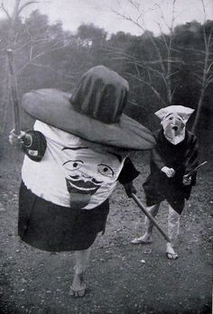 34 costumes dHalloween marrants vintage  2Tout2Rien
