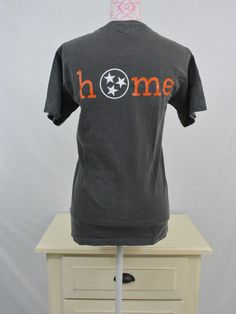 Hey, I found this really awesome Etsy listing at https://www.etsy.com/listing/240059104/tennessee-tristar-home-t-shirt-short