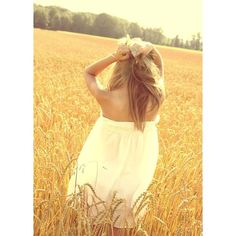 wheat field ❤ liked on Polyvore featuring pictures, people, backgrounds, photos and icons