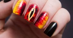 These 31 Nail Art Designs Are Absolutely Perfect For Geeky Girls