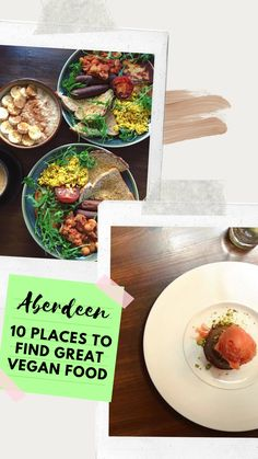 10 places to find vegan food in Aberdeen, Scotland Vegan Dishes, Vegan Food, Aberdeen Scotland, Cauliflower Wings, Vegan Society, Vegan Cafe, Steamed Buns, Hot Pot