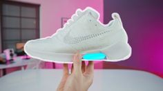 Unboxing the $720 Nike HyperAdapt 1.0 Self-Lacing Sneakers MKBHD HyperAdapt 1.0 Video! https://www.youtube.com/watch?v=C9Plog9I1JY&t=0s Unboxing  Trying on the Nike HyperAdapts 1.0 Self-Lacing shoes! Ninja Turtles Ugly Christmas Sweater - http://amzn.to/2gRuMIb Nike Back to the Future Mags - https://youtu.be/6zI_ofzpb0s?list=PLqcaiHQwxA9gWWz-l_C2Ai536Gxz3_cLJ Add me on Snapchat! http://ift.tt/1TO3P95 Dream Desk 3 - https://youtu.be/KKlO3Bof7uw My Gear…