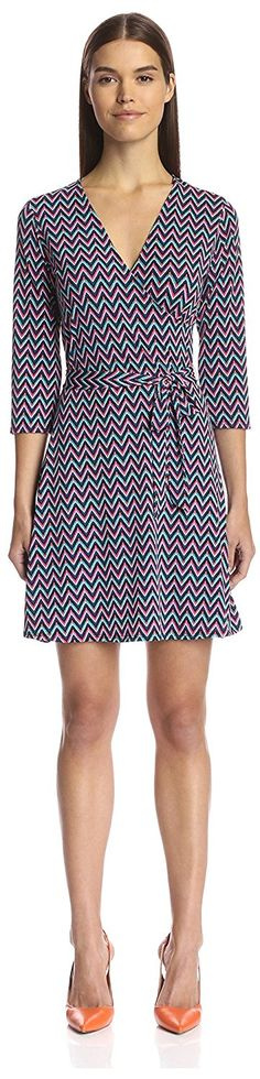 1700c554 Leota Women's Perfect Wrap Mini Dress -- Review more details here : Women's  dresses Shopping