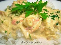 Easy Indian Curry Shrimp