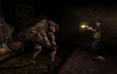 Silent Hill Origin - Two back - Sex manifestation - Travis's sexual deprivation as a lone trucker - It also represent Shakespeare references in the game, Othello.