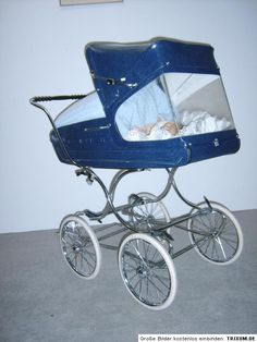 vintage prams van delft - Google Search