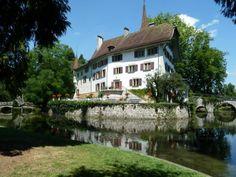 Schloss Landshut - Hochzeitslocation in Utzenstorf