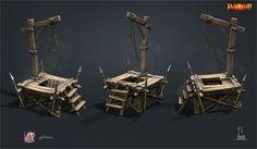 ArtStation - gallows, Vladimir Voronov